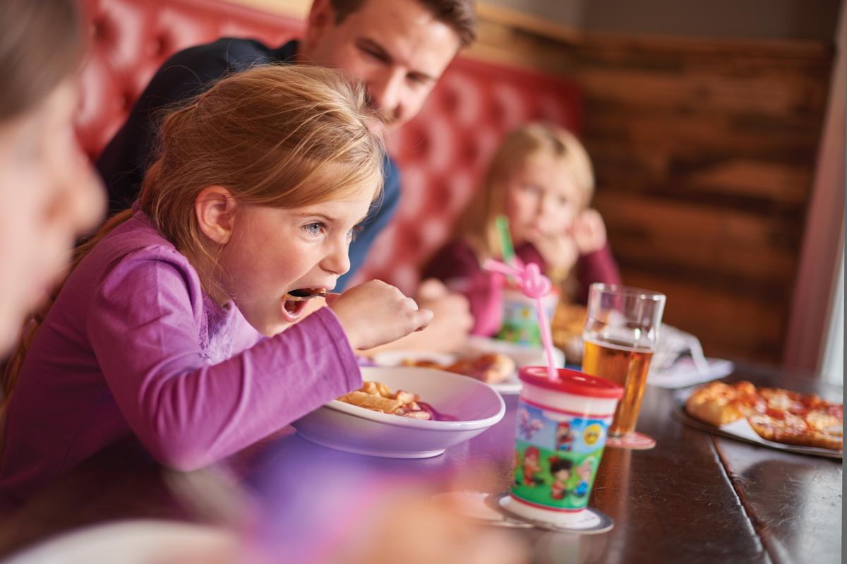 LBC Kids Eating