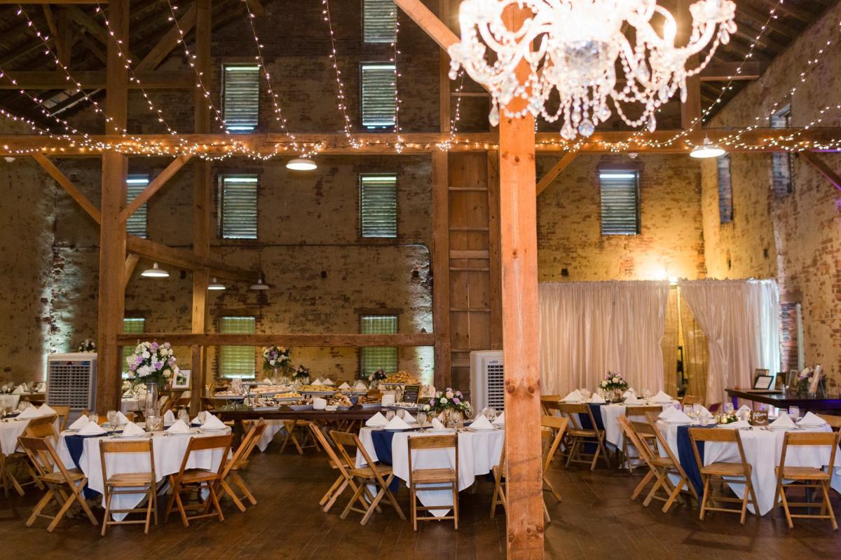 West Overton Village Wedding