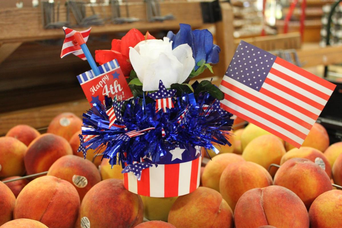Independence Day at Lane Southern Orchards