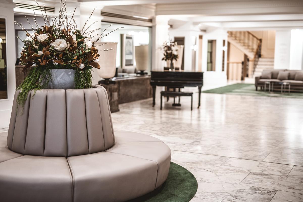 Savoy Hotel on Little Collins