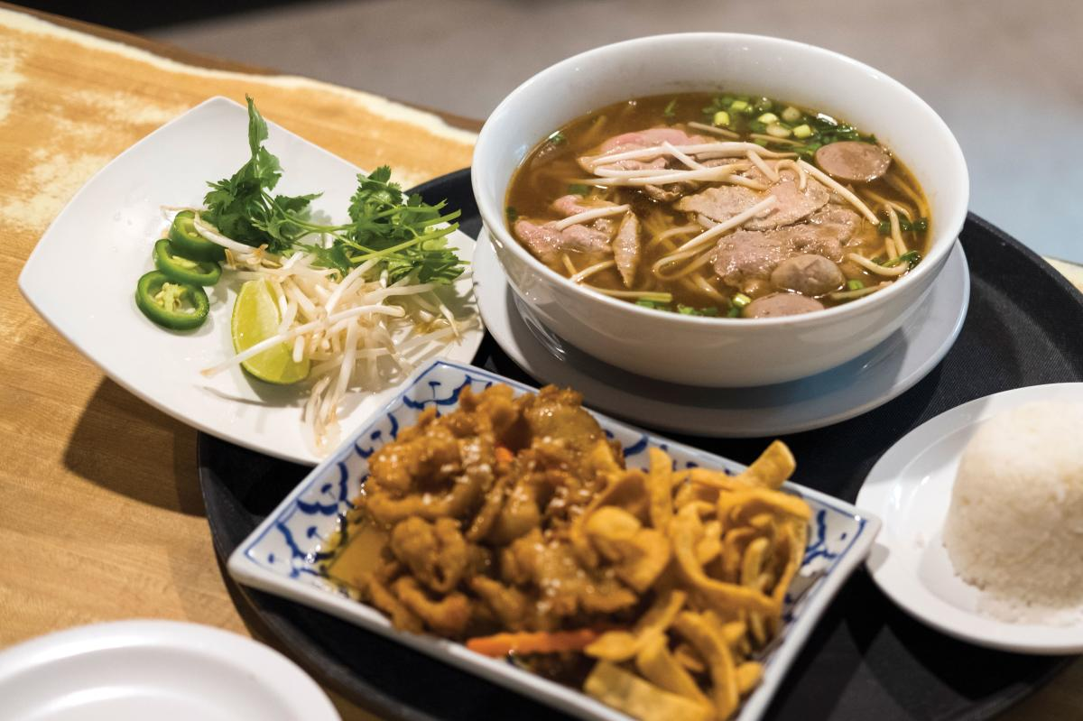 Hearty soups and curries shine at Boon's Family Thai BBQ.