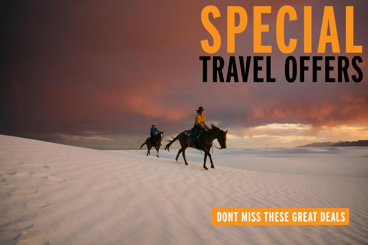 Special Travel Offers