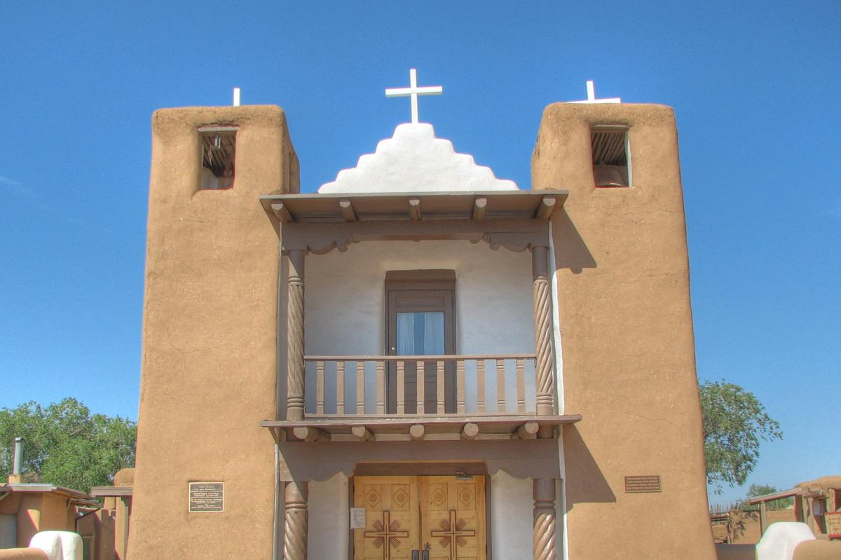 San Geronimo Chapel