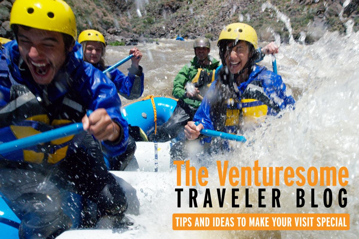 Venturesome Traveler Blog