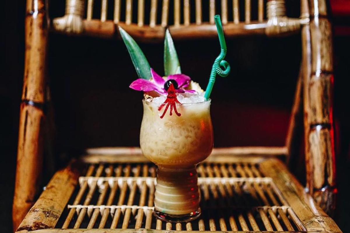 Bootlegger Tiki Happy Hour