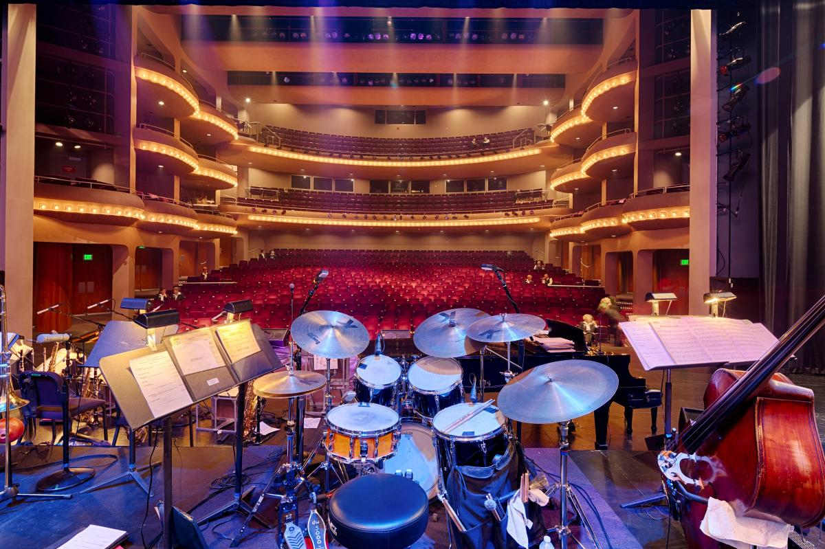 McCallum Theatre is a venue that hosts everything from rock acts to symphonies.