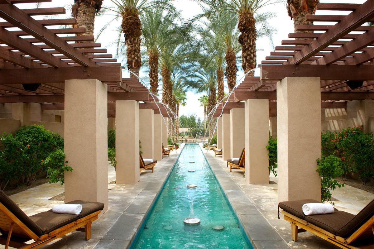 agua serena spa reflection pool web