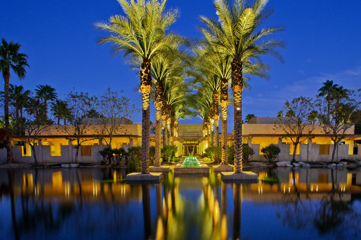 hyatt regency indian wells spa signature