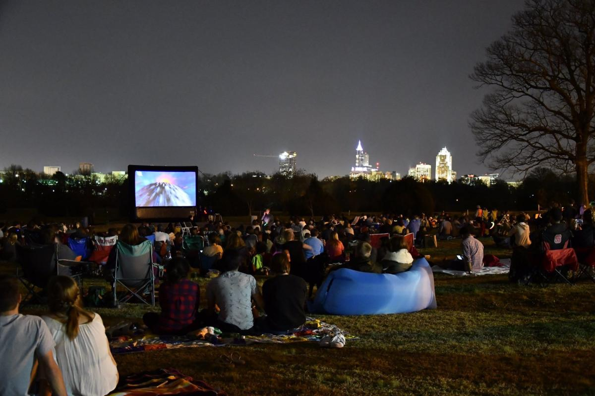 Dix Park Movie