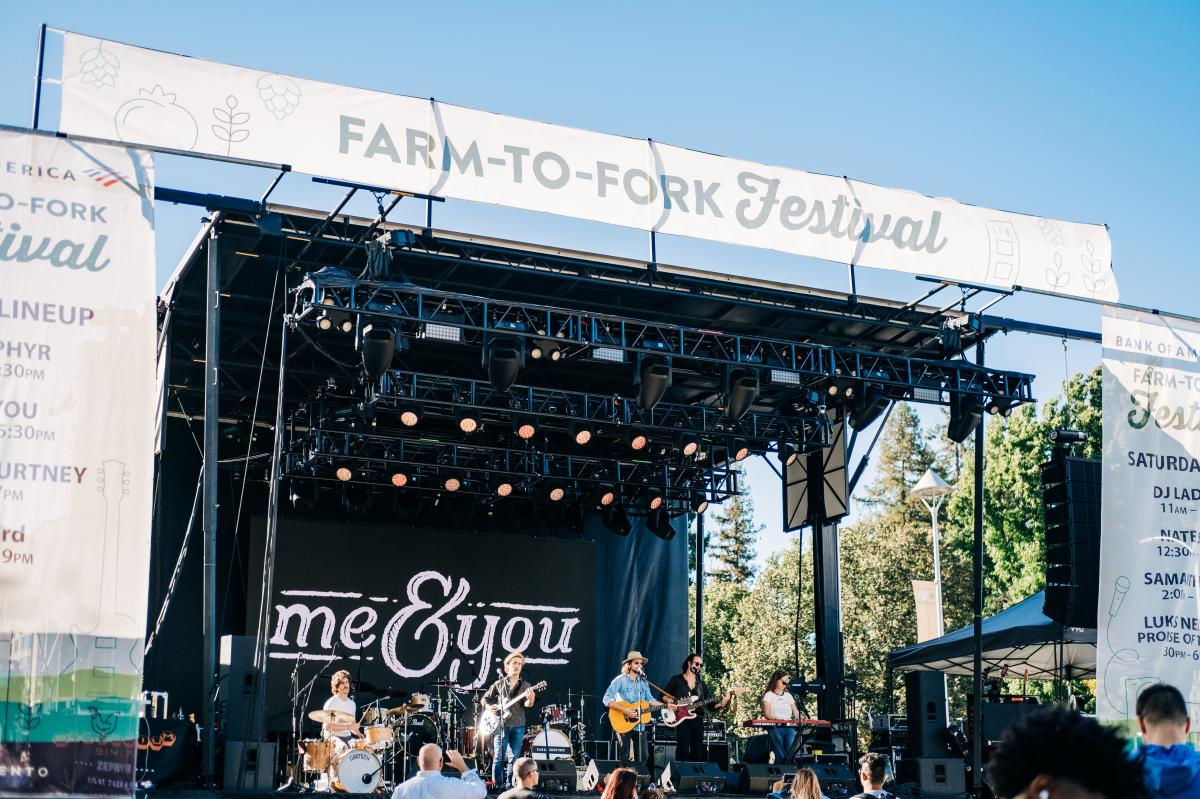 Lukas Nelson & Promise of the Real at 2019 Farm-to-Fork Festival