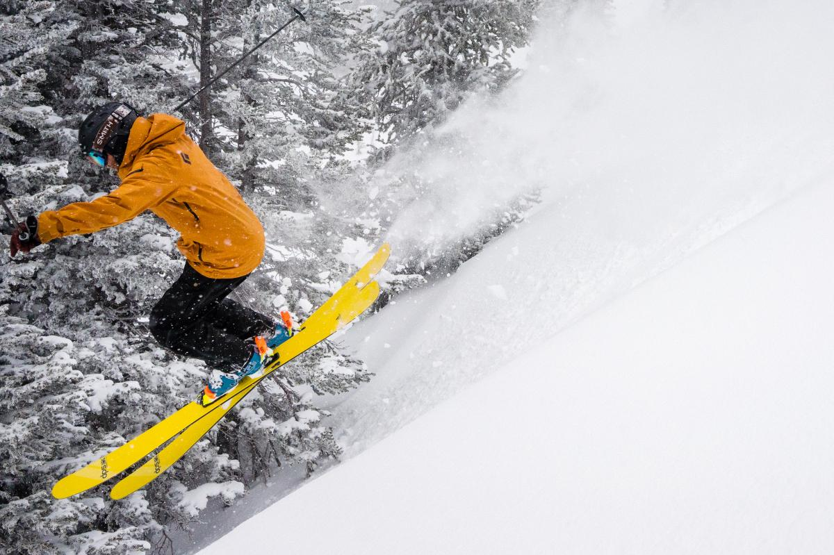 "How can you resist the average 547"" of snow per season at Alta?"