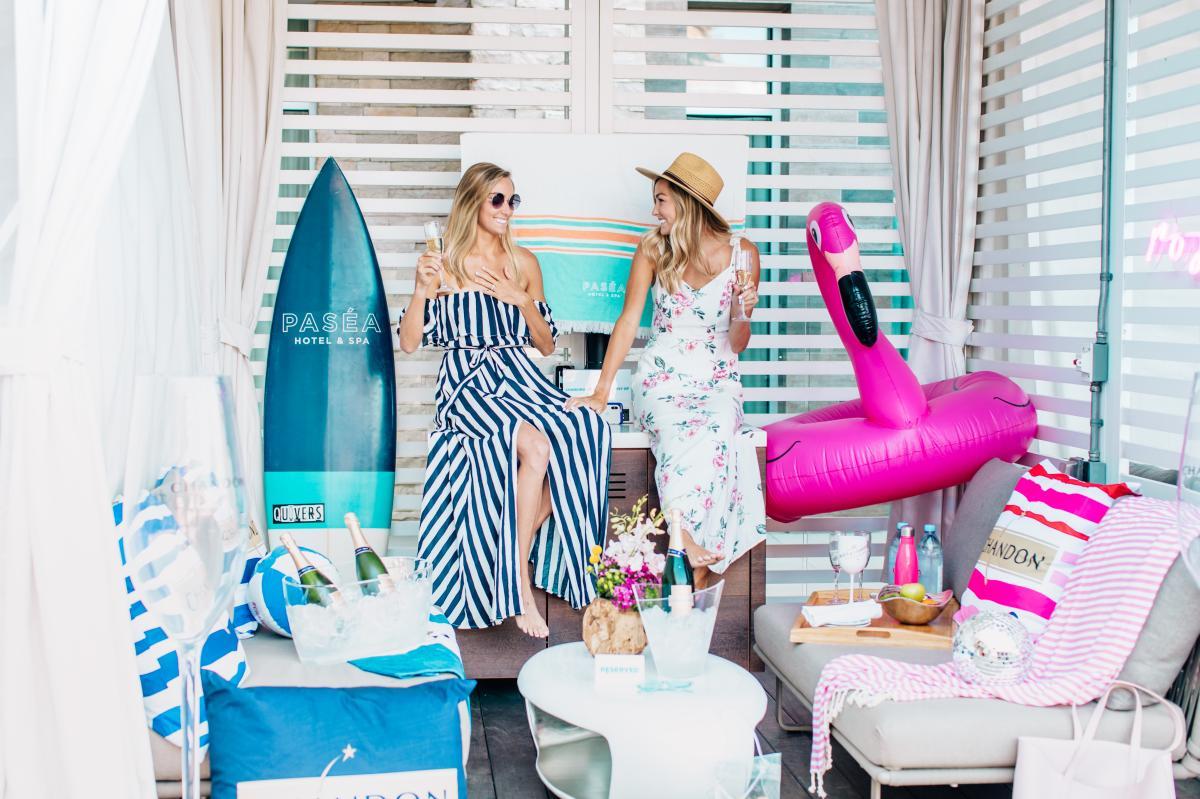 Pasea Hotel & Spa Poolside Cabana