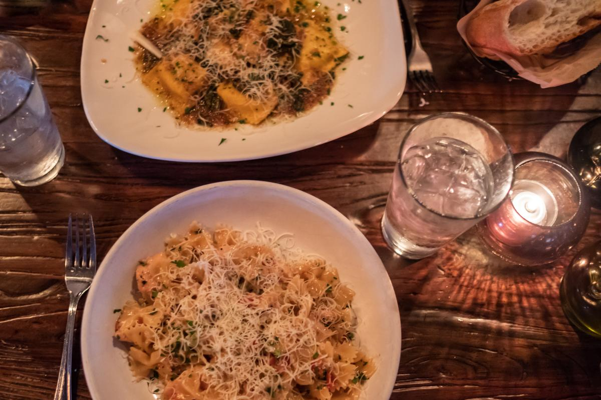 Capone's Cucina in Huntington Beach