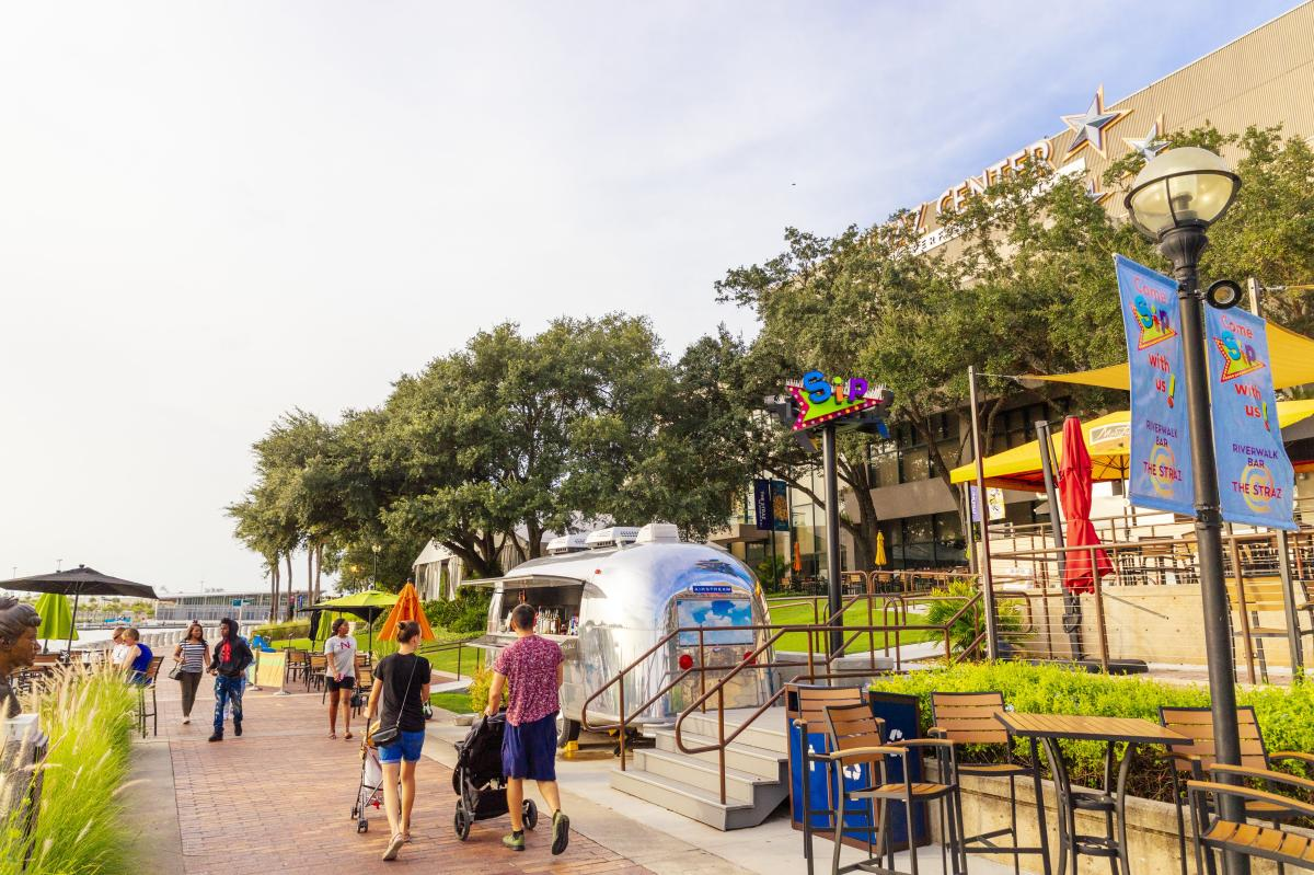 Tampa Riverwalk SIP