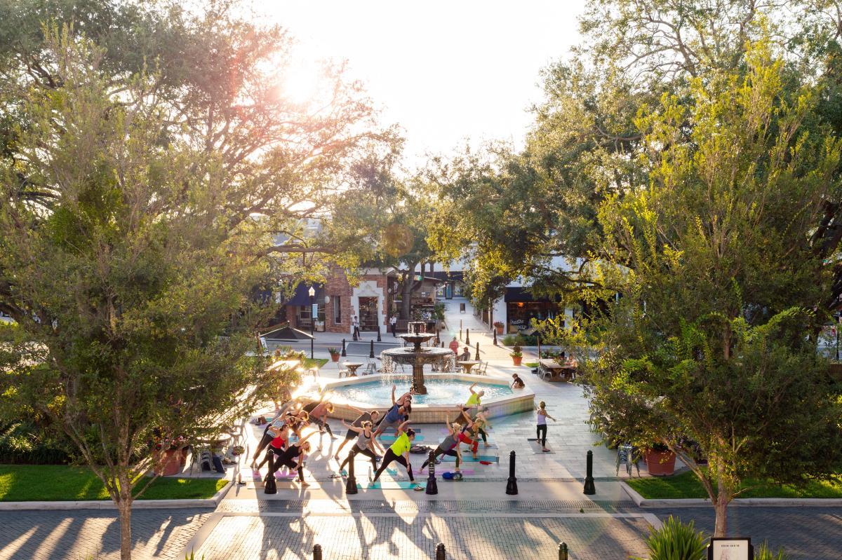 Hyde Park Village Yoga