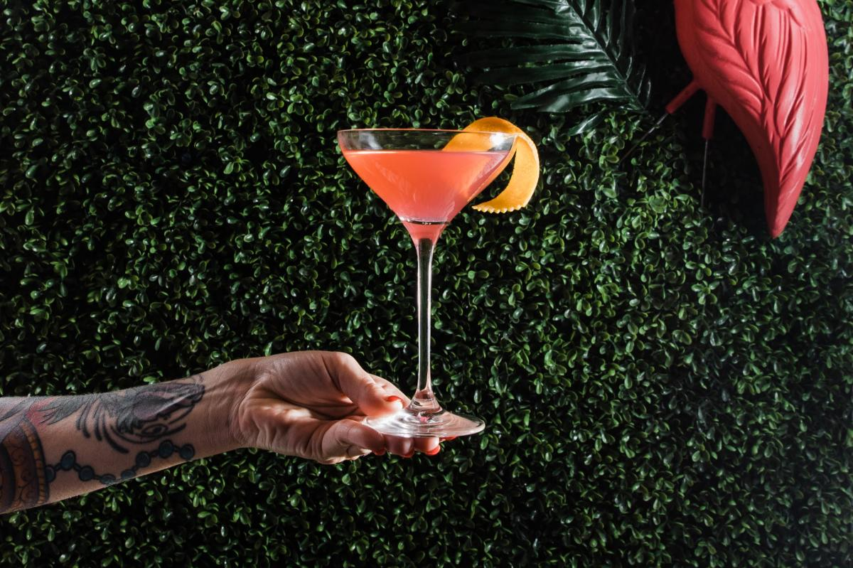Tampa With A Twist Cocktail Book