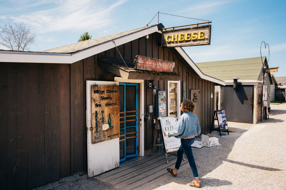 Village Cheese Shanty - Leland