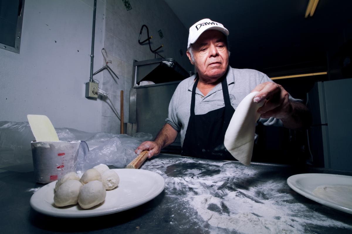 Tortillas at La Casa
