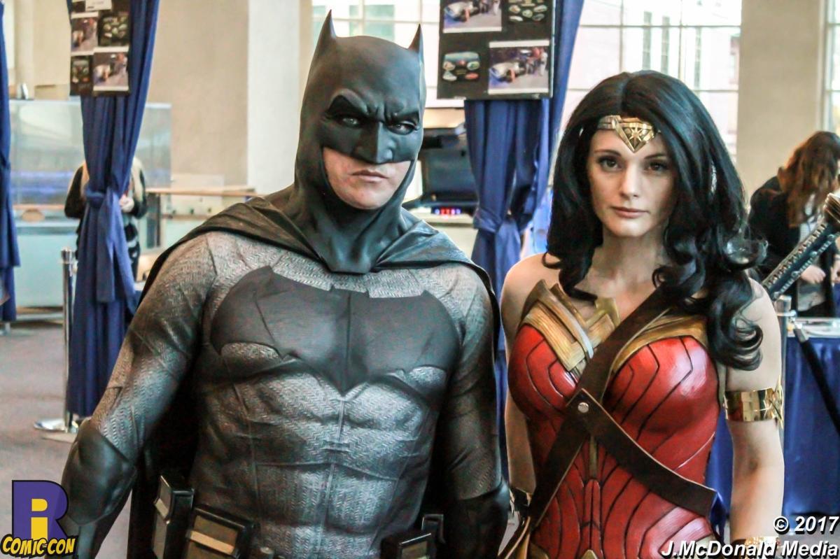 RI Comic Con Costumes