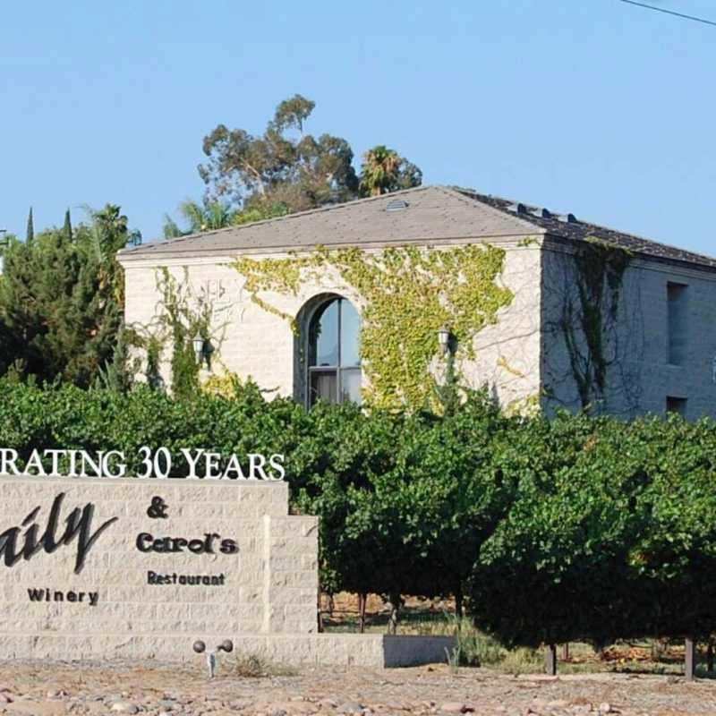 Baily Vineyard & Winery