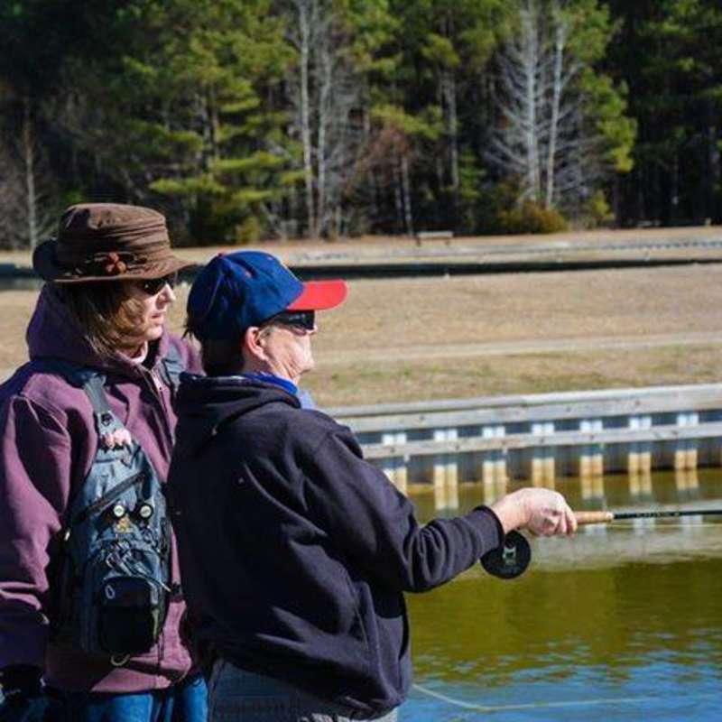 Beginning Fly Fishing Clinic