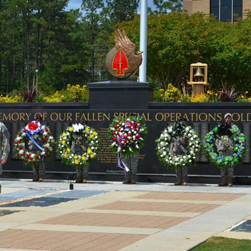 Special Operations Memorial Plaza