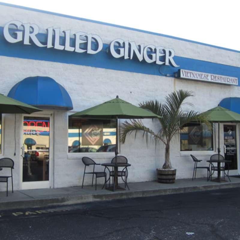 Grilled Ginger Vietnamese Restaurant