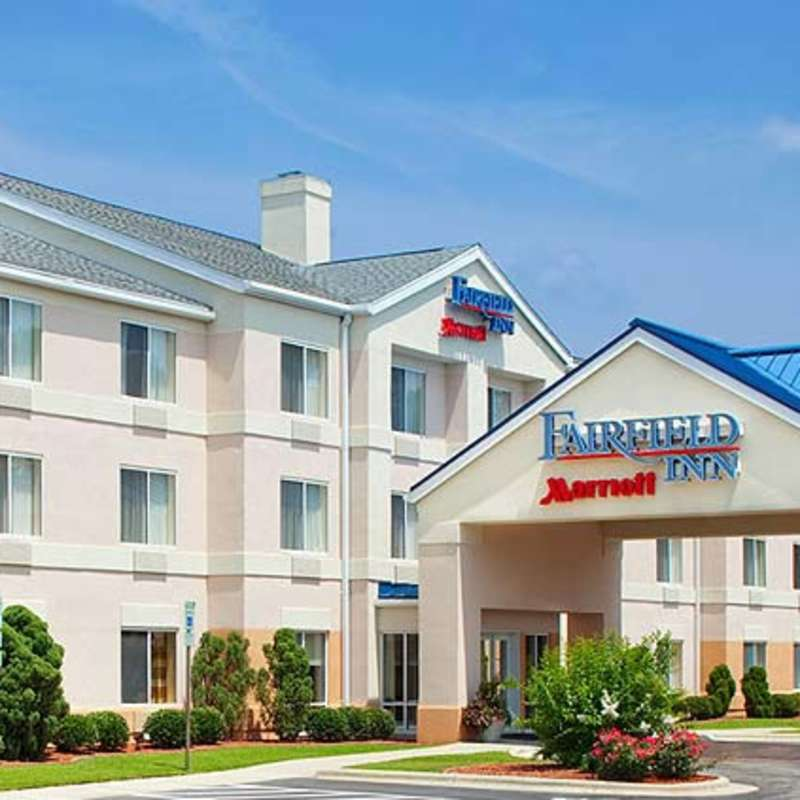 Fairfield Inn by Marriott - Fayetteville I-95