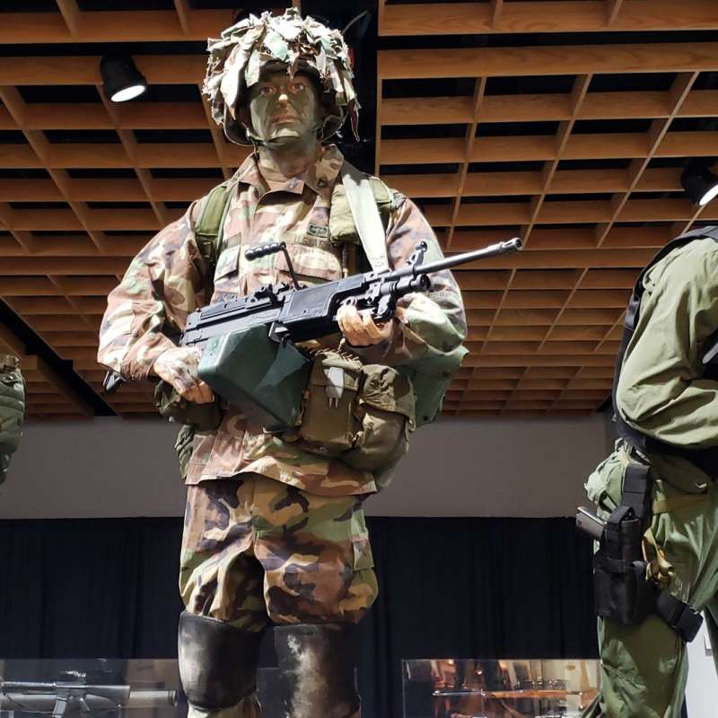 Operation Just Cause Special Exhibit