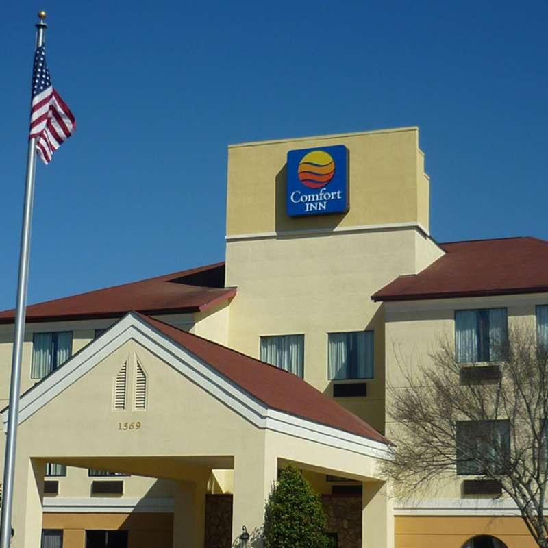 Comfort Inn - Fayetteville-I-95