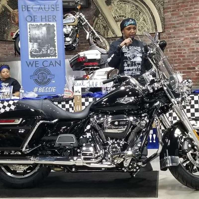 Bessie Stringfield All Female Ride Weekend