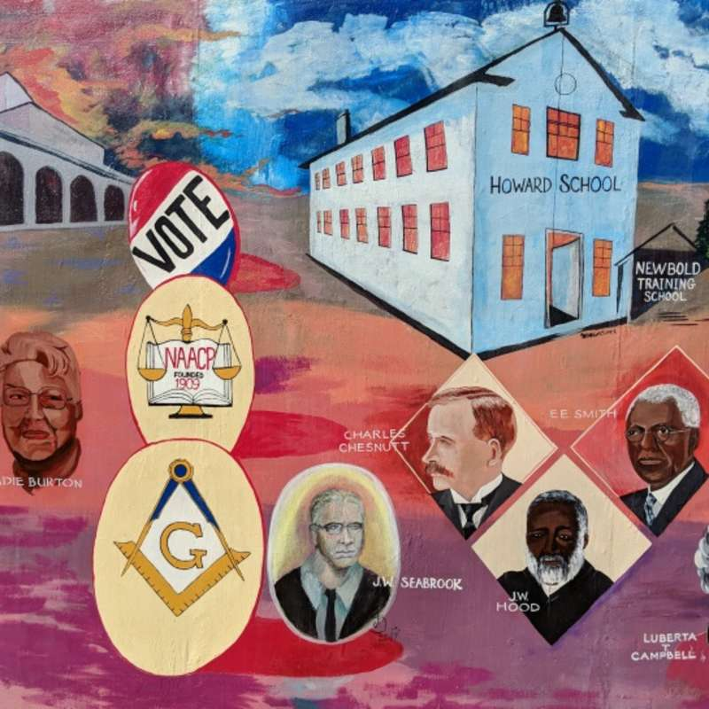 Early African American Businesses in Fayetteville