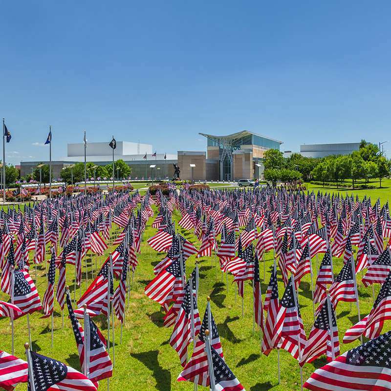 13th Annual Field of Honor