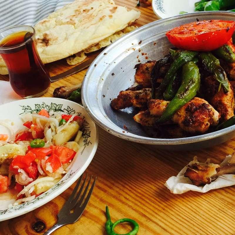 Reyhan Sea & Mediterranean Grill