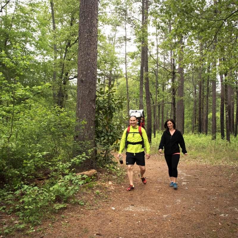 3 Mile Nature Hike