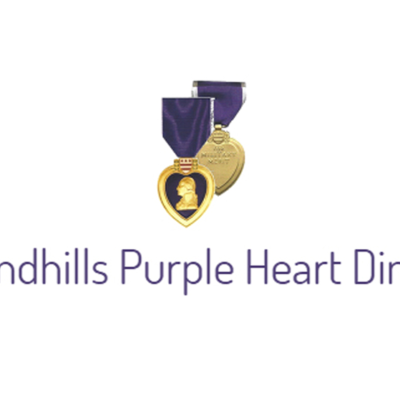 Sandhills Purple Heart Dinner