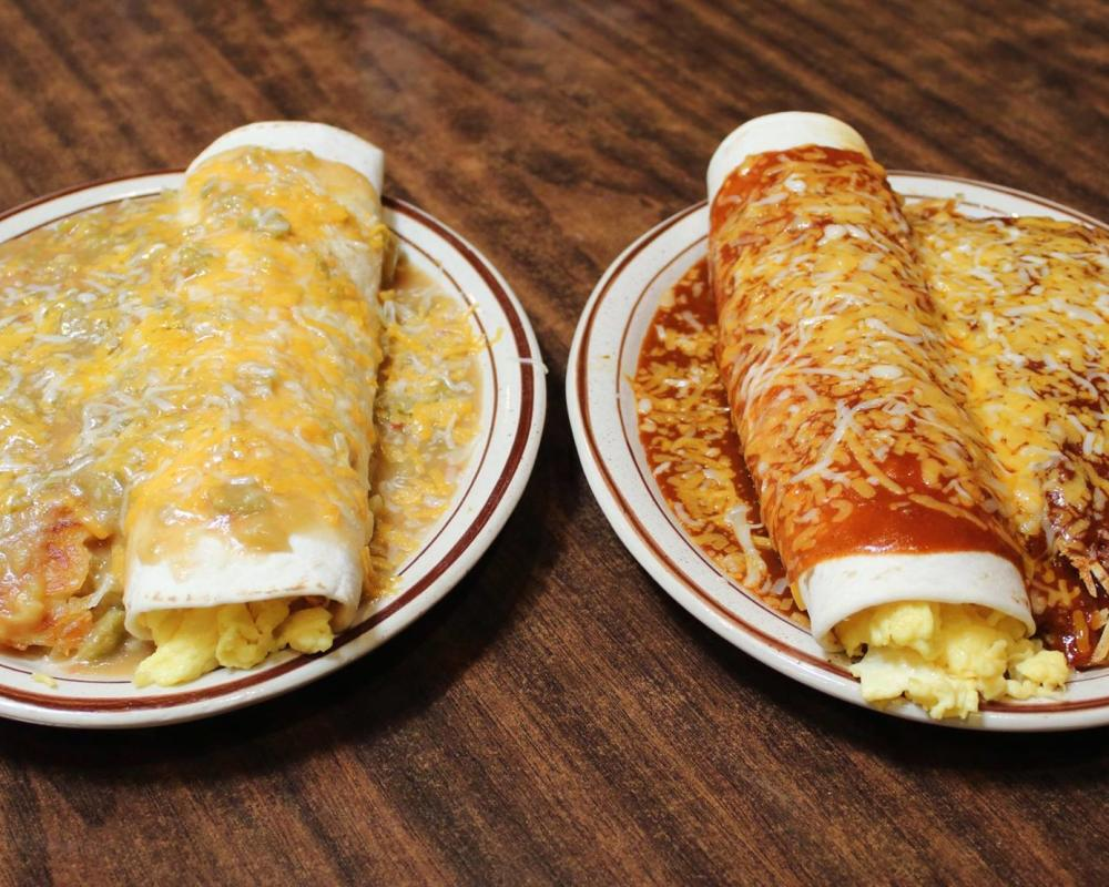 Weck's Breakfast Burrito
