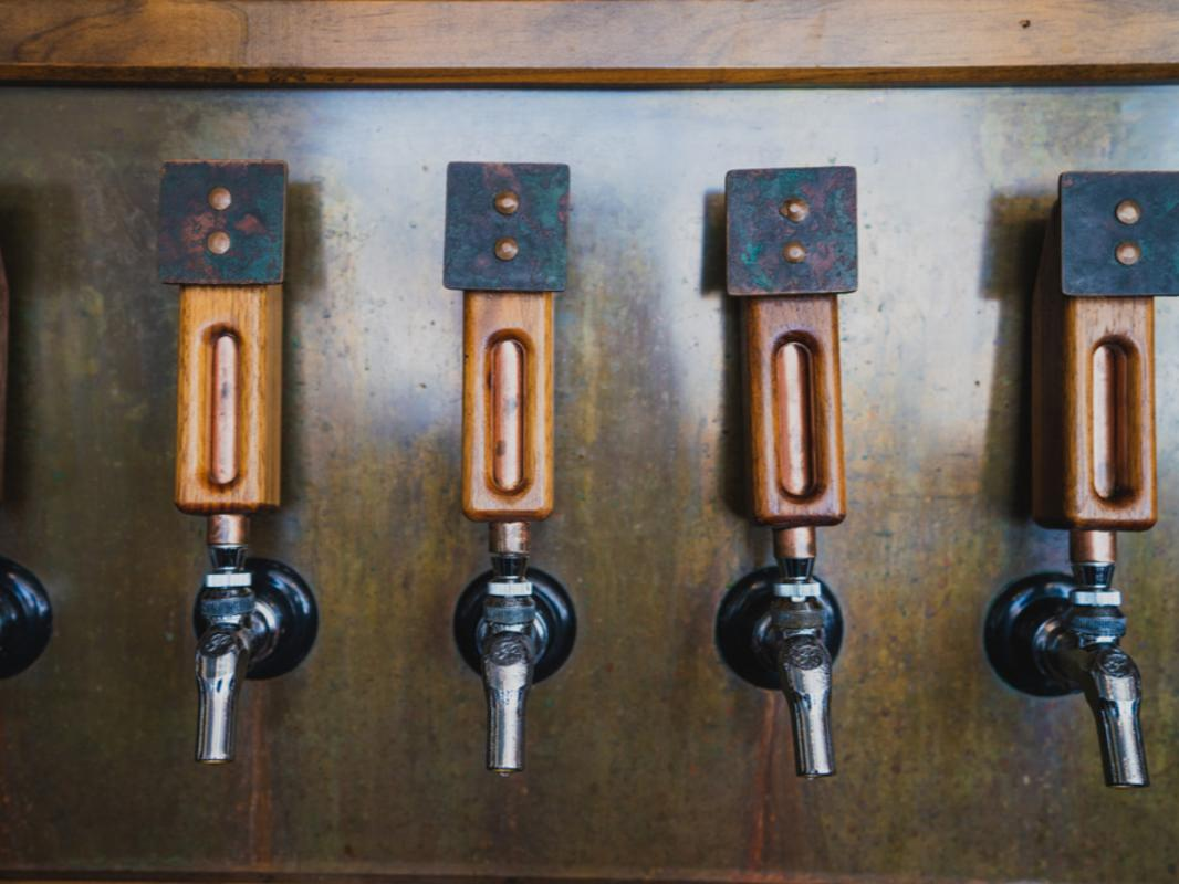 4x3 Brewery Taps