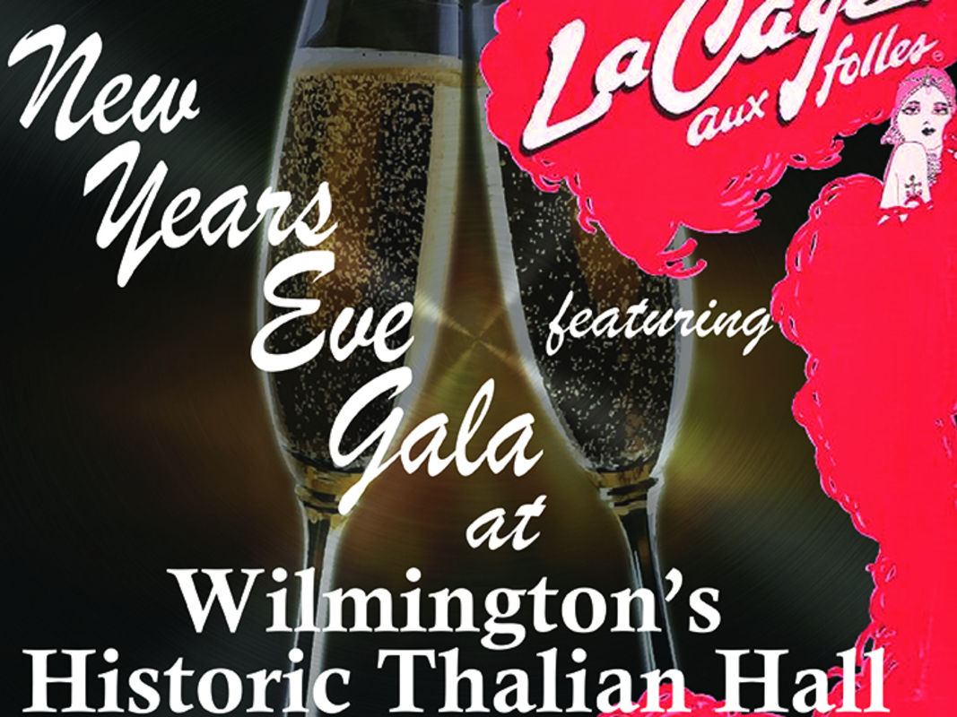 New Year's Eve Gala at Thalian Hall banner