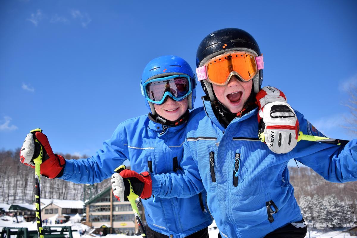 Hidden Valley Ski Kids