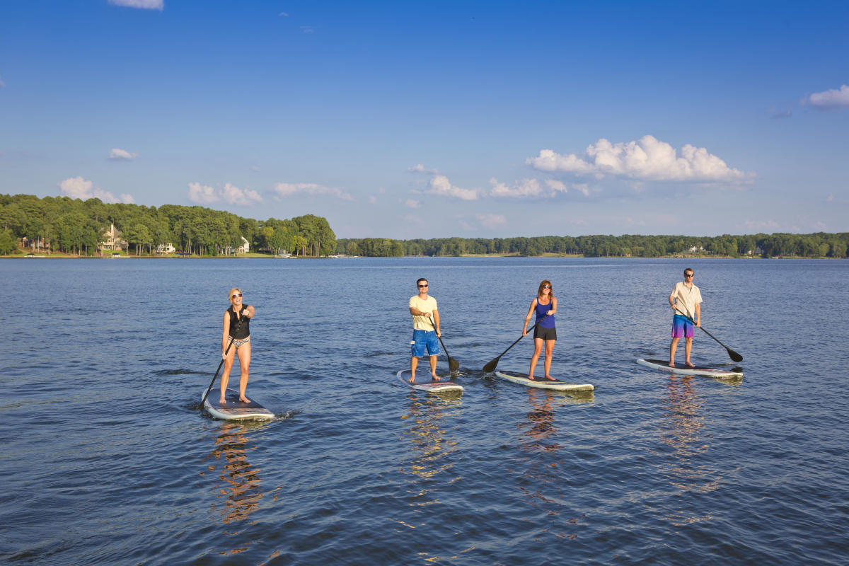 Lake Sinclair Paddle Boards