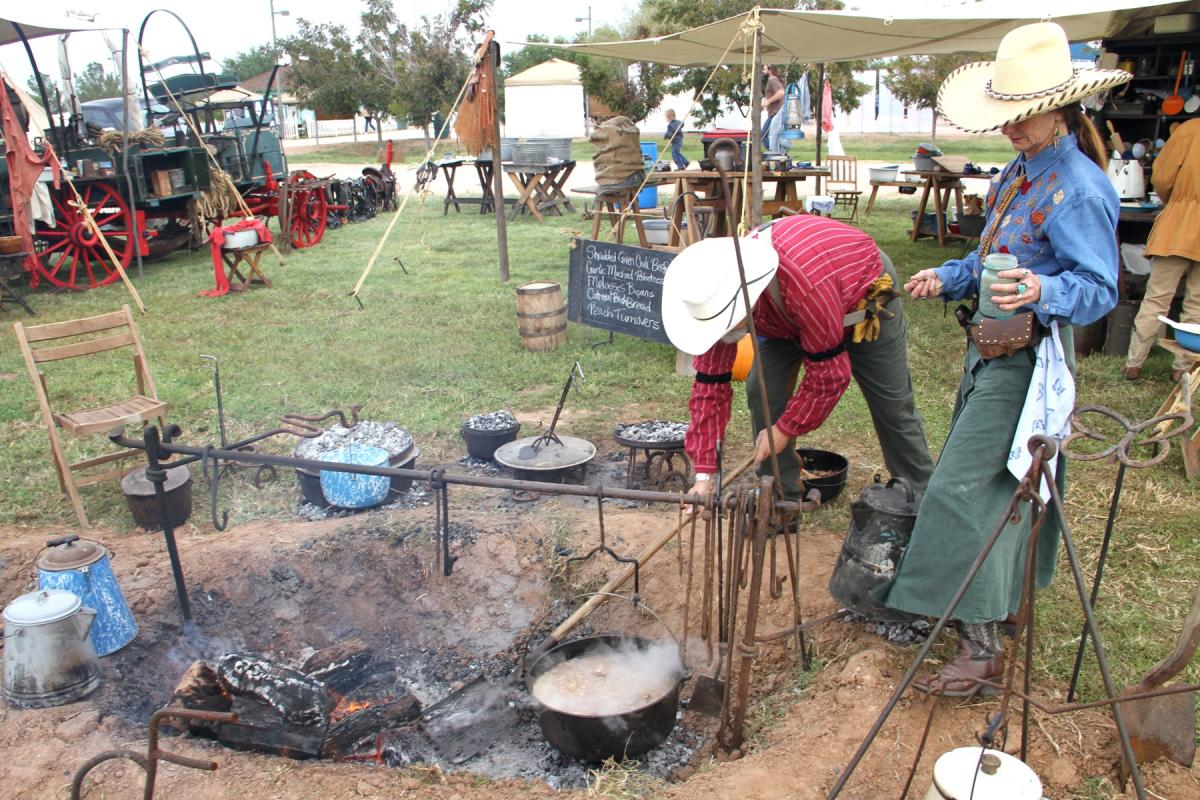 Chuck Wagon Cook Off