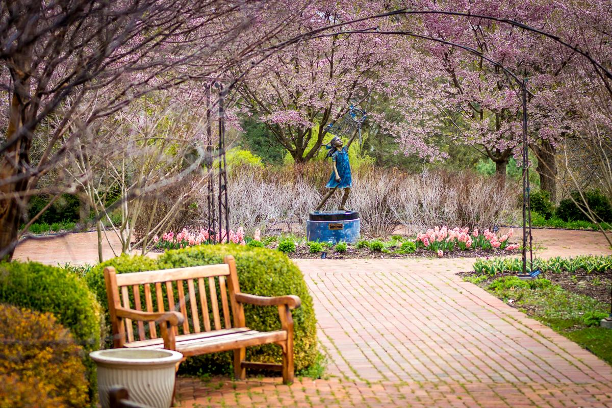 Hershey Gardens Spring