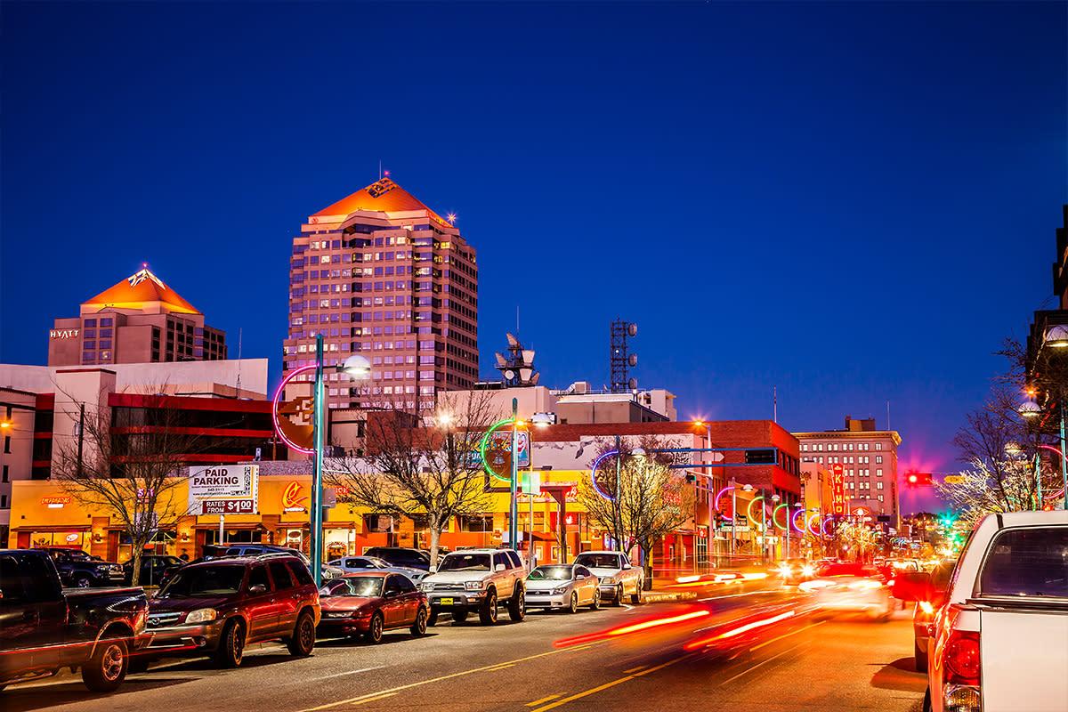 abq downtown