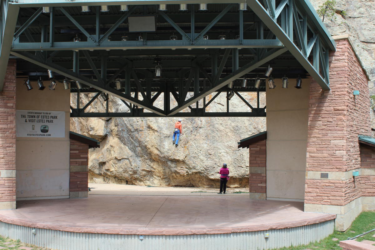 Performance Park Climbing