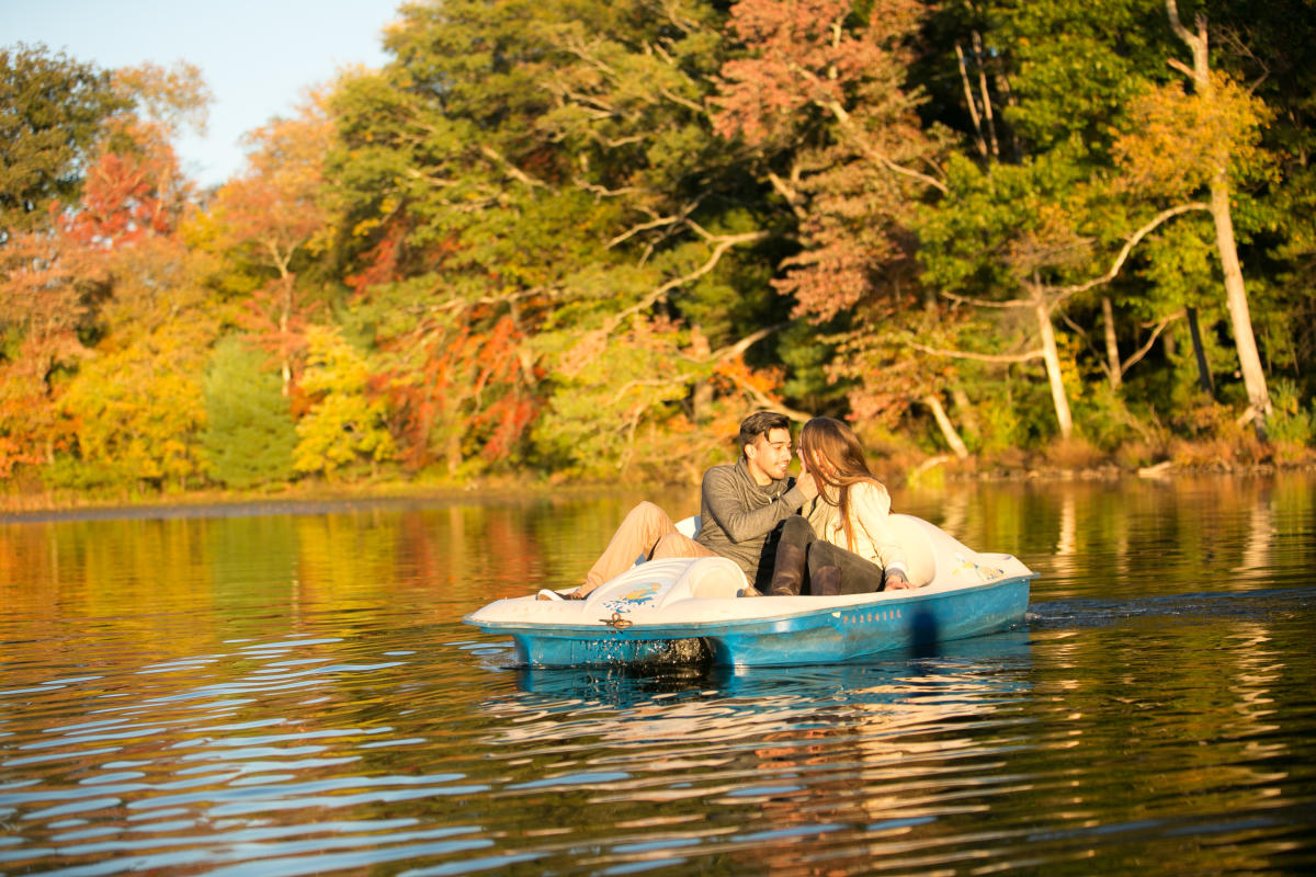 Romance Fills the Air Year-Round in the Pocono Mountains