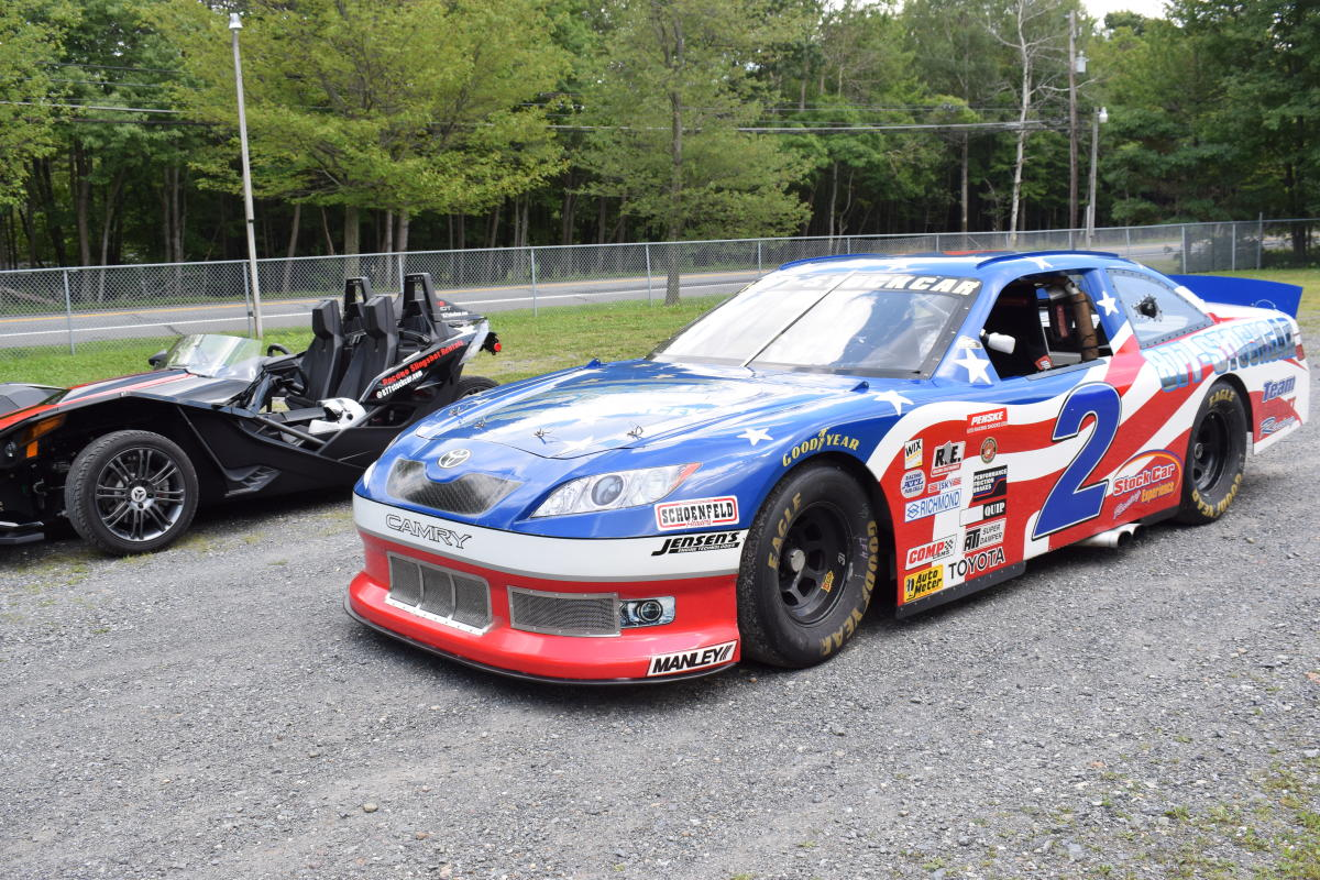Stock Car Racing Experience at Pocono Raceway