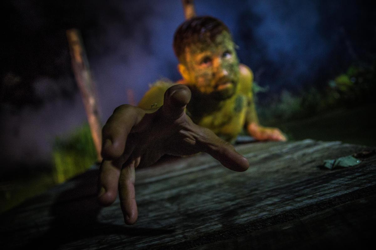 Huston's Haunted Hollow