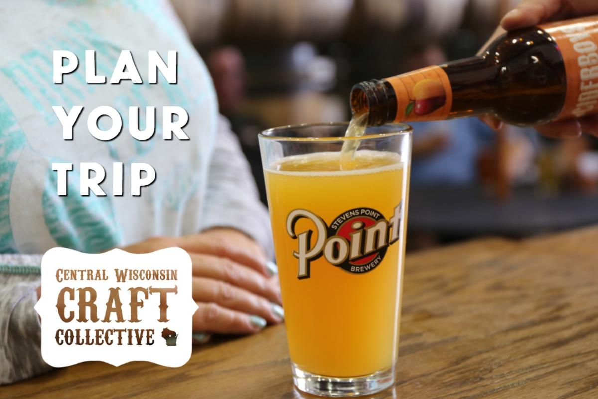 Plan your trip - Stevens Point Brewery