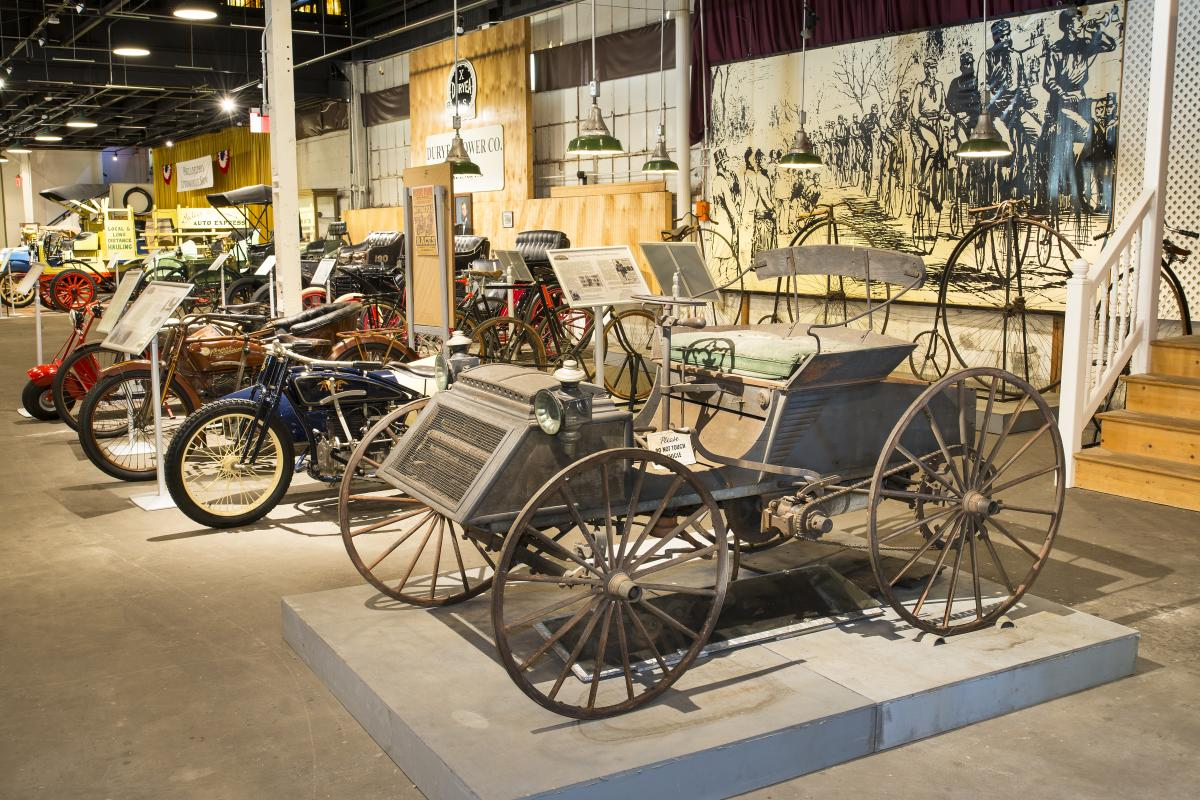 Boyertown Museum of Historic Vehicles